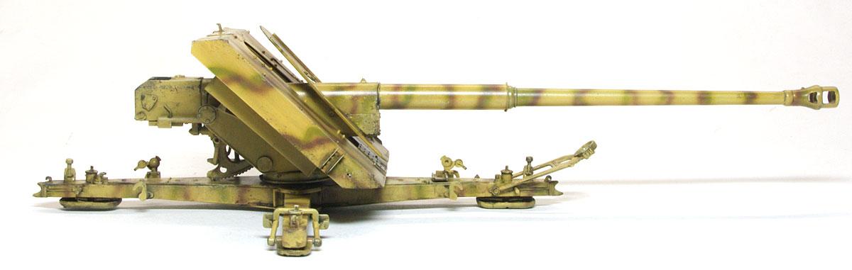 ドイツ・8.8cm対戦車砲Pak43