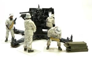88mm砲Flak36 アクセサリーの製作
