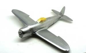 P-47Dサンダーボルト バブルトップ 塗装