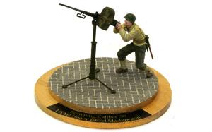 ブローニングM2重機関砲 1/35 タミヤ