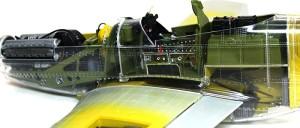 P-51Dマスタング4 コード、パイプを追加