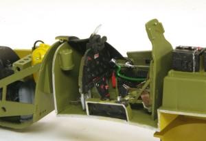 P-51Dマスタング4 コード類の追加
