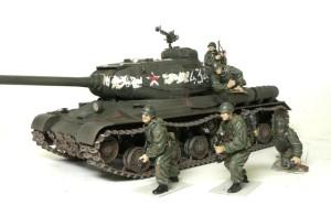 JS-2重戦車とソビエト・アサルト トループス