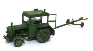 アメリカ・現用空軍サポートチーム トラクター