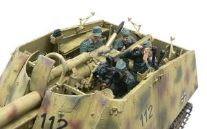 ドイツ・自走砲兵 Vol.2 ナスホルンに乗せてみた