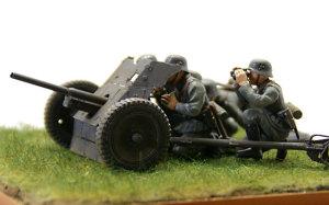 ドイツ・3.7cm対戦車砲Pak35/36