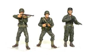 M36ジャクソン駆逐戦車 付属の人形