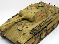 コーティング戦車のウオッシングは気を遣うのですが、その後のシュルツェンのウオッシングで気が抜けてしまい、色味が変ってしまいました。