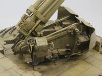 ドイツ・8.8cmFlak41搭載試作対空自走砲4c型 1/35 ブロンコ
