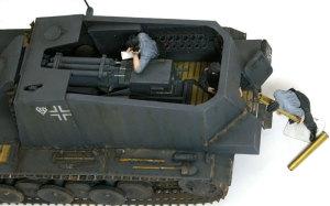ドイツ・自走砲兵セット と シュトゥーラ・エミール