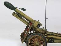 成形炸薬段はこんな風にセットして発射します。通常の薬莢を後ろから詰め込み、火薬の勢いで飛ばします。