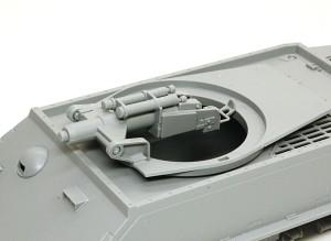試作重戦車VK.45.02(P)V 砲尾の組立て