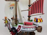 帆船とは思えないような装備もついていたりするのですが、そこはアニメの世界ということですね。