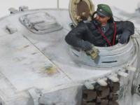 ドイツ重戦車・タイガー 1/35 タミヤ