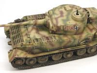ドイツ・6号戦車(P)ポルシェティーガー 1/35 ドラゴン