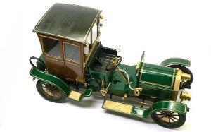 ビアンチ・モデル1907 1/16 バンダイ