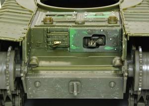 チャーチルMk.3 増加装甲のヒケも修正