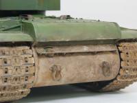 ソビエト・KVビッグターレット 1/35 トランペッター