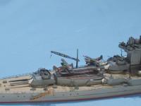 日本海軍・戦艦榛名 1/700 フジミ