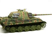 冬期仕様の戦車兵を乗せてみました。ドイツ本土に迫り来る連合軍を迎え撃つケーニヒスティガーです。