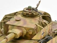 ドイツ・4号戦車H型 1/35 サイバーホビー