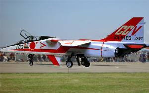 航空自衛隊・三菱T2-CCV