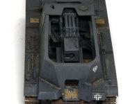 シュトゥーラ・エミールの12.8cm砲です。さすがにこれだけのサイズになると作り応えがありますね。