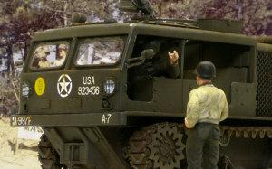 アメリカ・M4ハイスピード・トラクター