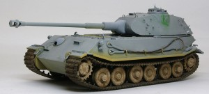 試作重戦車VK.45.02(P)H 組立て完了