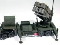 航空自衛隊・パトリオットPAC-3発射機 1/72 アオシマ