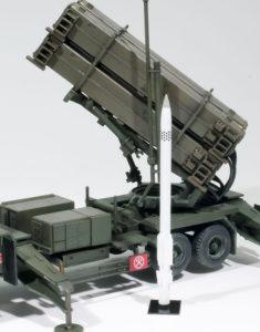 パトリオット地対空ミサイル
