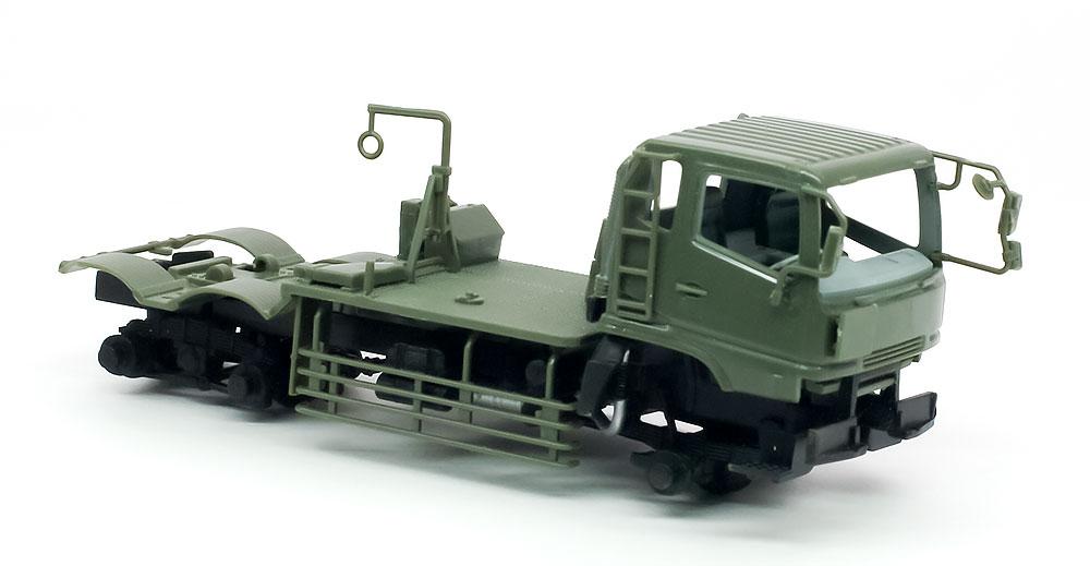 7tトラクター 車体の組みたて