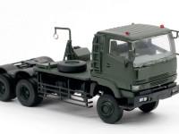 7tトラクターの塗装