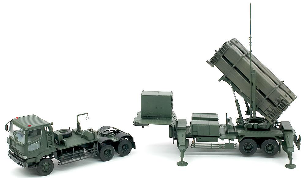 M902発射機の塗装