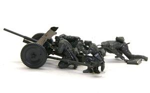 3.7cm対戦車砲Pak35/36 フィギュアの組み立て