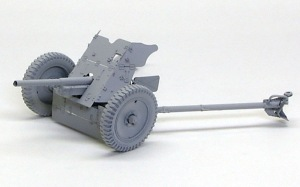 3.7cm対戦車砲Pak35/36 サフ吹き
