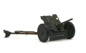 3.7cm対戦車砲Pak35/36 塗装