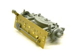 7.5cmPak40対戦車砲 砲架