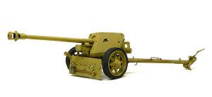 7.5cmPak40対戦車砲 細部の塗分け