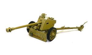 7.5cmPak40対戦車砲 ドライブラシ