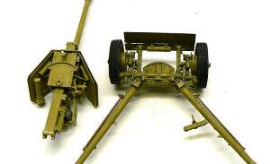 7.5cmPak40対戦車砲 ウオッシング(裏側)
