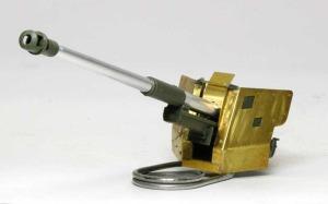 8.8cm対戦車砲Pak43/41 砲と防盾