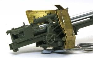 8.8cm対戦車砲Pak43/41 砲尾