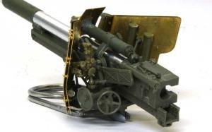 8.8cm対戦車砲Pak43/41 精密に再現された照準装置