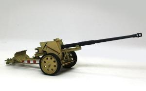 8.8cm対戦車砲Pak43/41 細部の塗分け