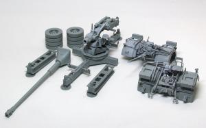 8.8cm対戦車砲Pak43/3 サフ吹き