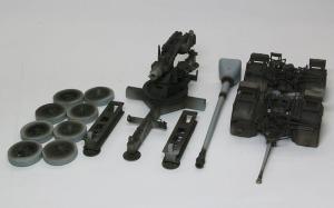 8.8cm対戦車砲Pak43/3 影吹き