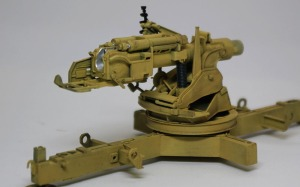 8.8cm対戦車砲Pak43/3 ウオッシング