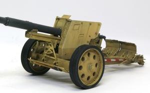 8.8cm対戦車砲Pak43/41 ウオッシング
