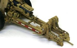 8.8cm対戦車砲Pak43/41 ドライブラシ